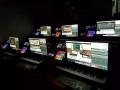 电子音乐机房环境